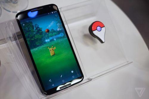Độc đáo tựa game bắt Pokemon ảo trong thế giới thực - Ảnh 1