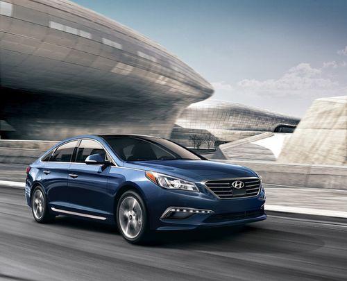 Hyundai Sonata 2016 bất ngờ bị điều tra vì lỗi bó phanh - Ảnh 1