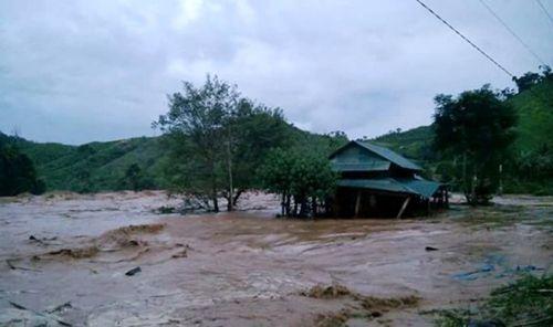 Vỡ ống thủy điện sông Bung 2: Ai phải chịu trách nhiệm? - Ảnh 1