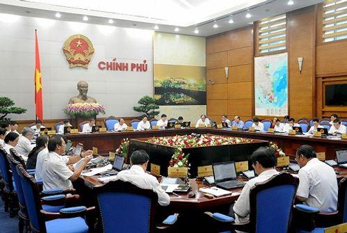 Chính phủ thảo luận việc sửa Bộ luật Hình sự năm 2015 - Ảnh 2