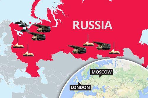Lộ hầm chỉ huy đặc biệt của Putin ẩn trong núi sẵn sàng thế chiến 3? - Ảnh 3