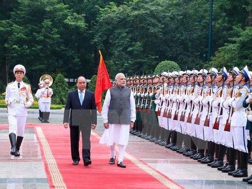 Tuyên bố chung giữa nước CHXHCN VIệt Nam và nước CH Ấn Độ - Ảnh 1