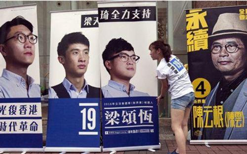 Hong Kong tiến hành cuộc bầu cử quan trọng nhất kể từ năm 1997 - Ảnh 1