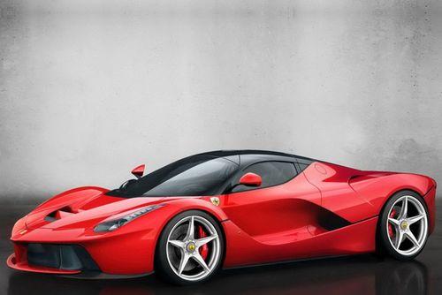 Ferrari bất ngờ sản xuất thêm một chiếc LaFerrari - Ảnh 1