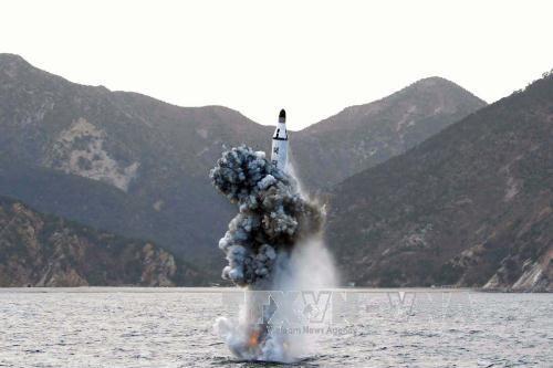 """Tên lửa Triều Tiên """"đi lạc"""" vào vùng ADIZ của Nhật Bản - Ảnh 1"""