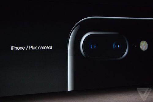 Cận cảnh chiếc iPhone 7 của Apple vừa ra mắt - Ảnh 7