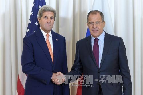 Ngoại trưởng Nga-Mỹ nhóm họp tìm giải pháp cho Syria - Ảnh 1