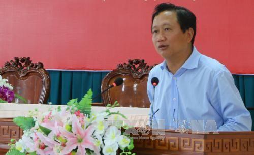 Ông Trịnh Xuân Thanh bị khai trừ Đảng - Ảnh 1