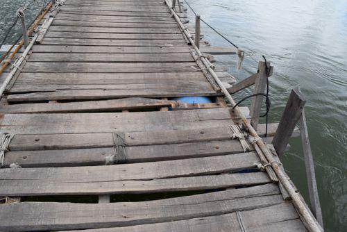 Về nơi 1.000 người thường bị cô lập trên đảo giữa sông Gianh - Ảnh 2
