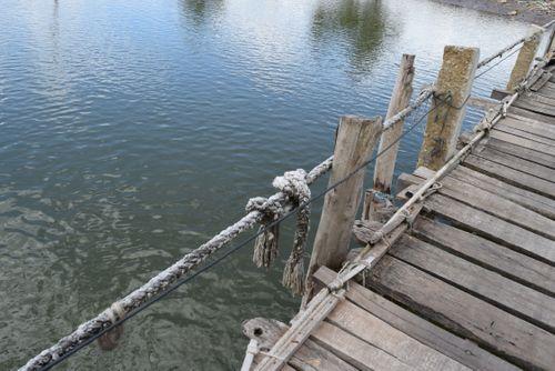Về nơi 1.000 người thường bị cô lập trên đảo giữa sông Gianh - Ảnh 3