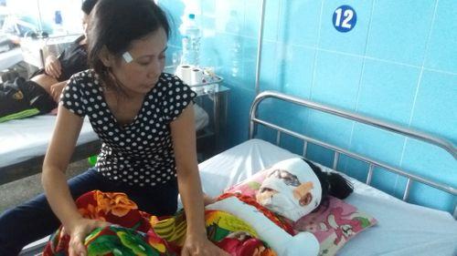 Nguyên nhân nổ bóng bay đêm Trung thu khiến  9 người nhập viện - Ảnh 2