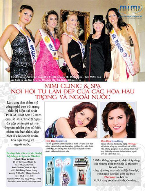 Cái giá phải trả cho sự thành công của bà Nguyễn Thị Diễm Hằng với  Mimi Clinic. - Ảnh 2