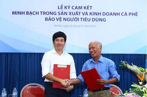 Vinacafé Biên Hòa cam kết sản xuất các sản phẩm 100% cà phê, không độn đậu nành - Ảnh 1
