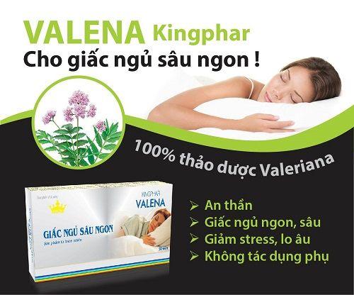 Kingphar giới thiệu dược liệu Valeriana cho giấc ngủ ngon, sâu, thư thái - Ảnh 3