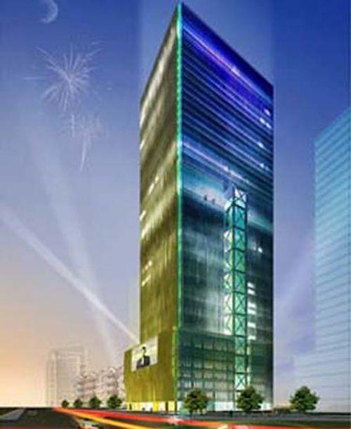 Nam Đàn Plaza: Từ trung tâm tang lễ đến khách sạn 5 sao nay là… nhà kho - Ảnh 1
