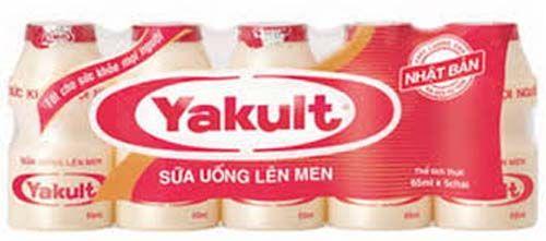 Sữa chua uống Yakult tốt cho tiêu hóa? - Ảnh 1