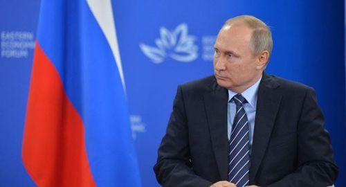 Tổng thống Putin nói gì khiến giá dầu thế giới tăng vọt? - Ảnh 1