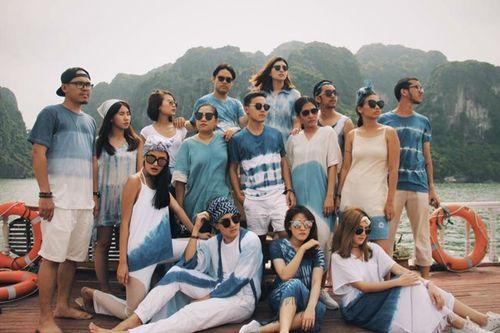 Nhóm bạn thân Thái Lan chụp ảnh như mẫu thời trang tại Việt Nam - Ảnh 1