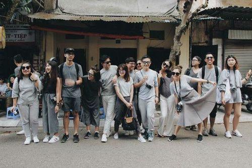 Nhóm bạn thân Thái Lan chụp ảnh như mẫu thời trang tại Việt Nam - Ảnh 12
