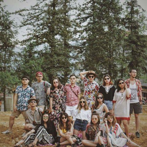 Nhóm bạn thân Thái Lan chụp ảnh như mẫu thời trang tại Việt Nam - Ảnh 6