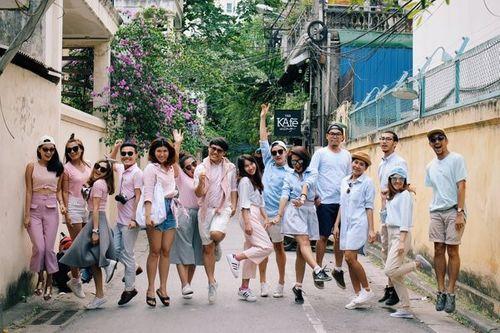 Nhóm bạn thân Thái Lan chụp ảnh như mẫu thời trang tại Việt Nam - Ảnh 9
