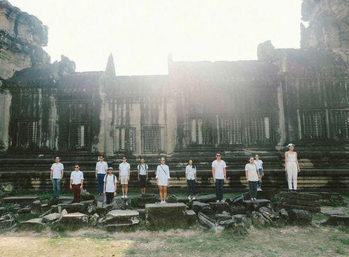Nhóm bạn thân Thái Lan chụp ảnh như mẫu thời trang tại Việt Nam - Ảnh 10