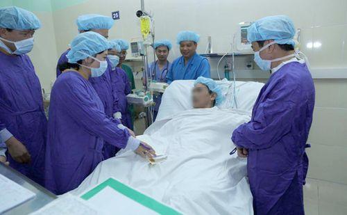 Hành trình kỳ diệu của ca ghép tạng xuyên Việt - Ảnh 1