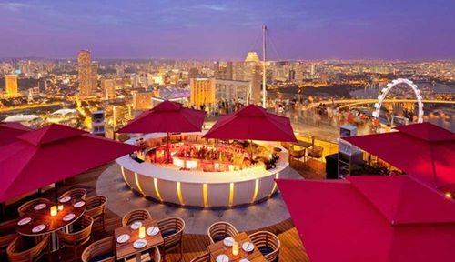 2 triệu USD cho bữa tối đắt nhất thế giới ở Singapore - Ảnh 1
