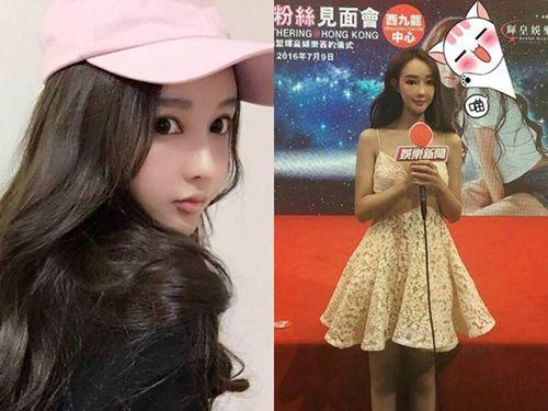 'Ngã ngửa' trước nhan sắc thật của búp bê sống ở Trung Quốc - Ảnh 5