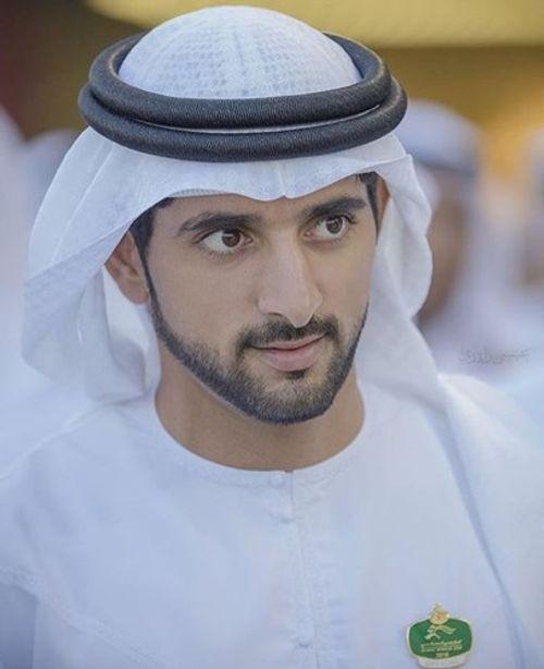 Hoàng tử Dubai đẹp trai, tài giỏi khiến các cô gái mê mẩn - Ảnh 1