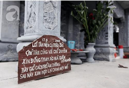 Chuyện ông cụ ăn ngủ ở nghĩa trang, làm vườn cây tặng vợ đã khuất - Ảnh 3
