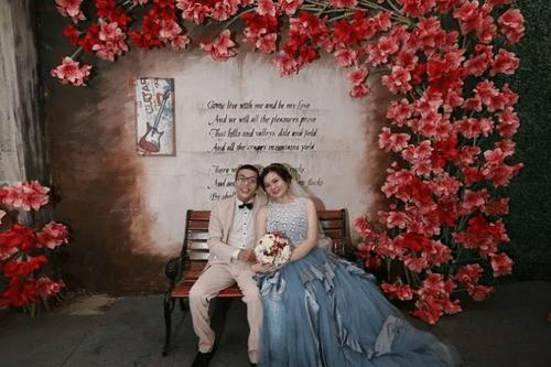 Đám cưới trong mơ của chàng trai mắc bệnh Wilson - Ảnh 8