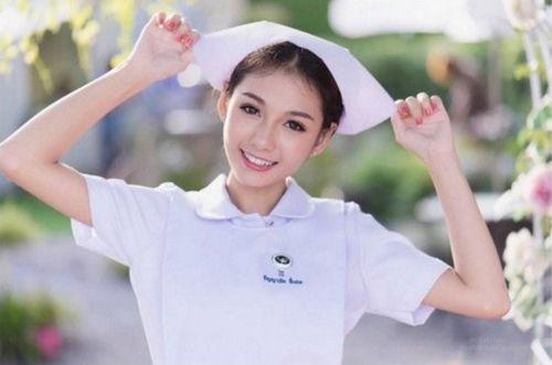 Chiêm ngưỡng nhan sắc của cô y tá xinh đẹp nhất Thái Lan - Ảnh 3