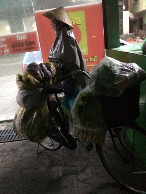 Đau đớn với chuyện vô cảm giữa trời mưa bão ở Thủ đô - Ảnh 1
