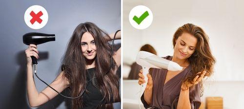 Những sai lầm ai cũng mắc khiến mái tóc bị xơ và hư tổn - Ảnh 4