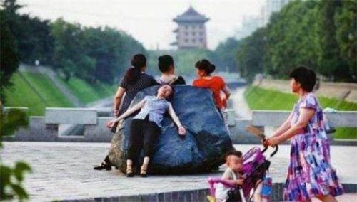 Kì lạ trào lưu giảm cân mới nổi của phái đẹp Trung Quốc - Ảnh 1