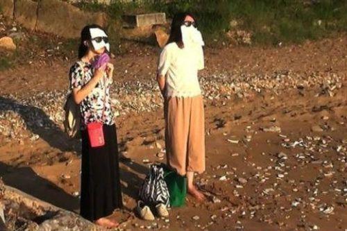Kì lạ trào lưu giảm cân mới nổi của phái đẹp Trung Quốc - Ảnh 4