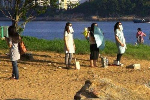 Kì lạ trào lưu giảm cân mới nổi của phái đẹp Trung Quốc - Ảnh 7