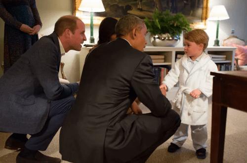 Bài học mọi bố mẹ nên học hỏi Hoàng tử William khi nuôi dạy con - Ảnh 3