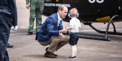 Bài học mọi bố mẹ nên học hỏi Hoàng tử William khi nuôi dạy con - Ảnh 4