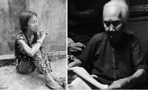 Nỗi bất hạnh tột cùng của cụ bà 90 tuổi nuôi con tâm thần 60 tuổi  - Ảnh 1