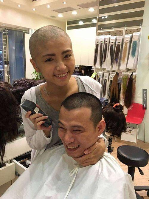 Hành động bất ngờ của chồng khi phát hiện cô vợ xinh đẹp bị ung thư - Ảnh 3