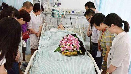 Cảm động người đàn ông quyết định hiến tạng cứu 6 người khi bị đột quỵ - Ảnh 1