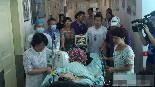 Cảm động người đàn ông quyết định hiến tạng cứu 6 người khi bị đột quỵ - Ảnh 4