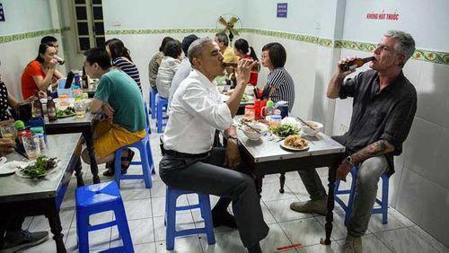 """Được Tổng thống Obama """"PR miễn phí"""", lợi nhuận Habeco vẫn lao dốc - Ảnh 1"""