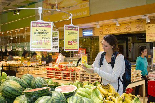 Bắt đầu 3 tháng hội chợ hàng khuyến mãi ở TP HCM - Ảnh 1