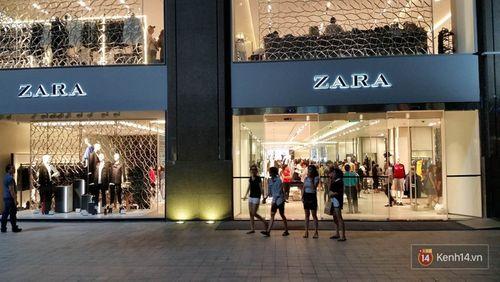"""Zara Việt Nam bán được 5,5 tỷ đồng, """"phá đảo"""" kỷ lục toàn cầu? - Ảnh 2"""