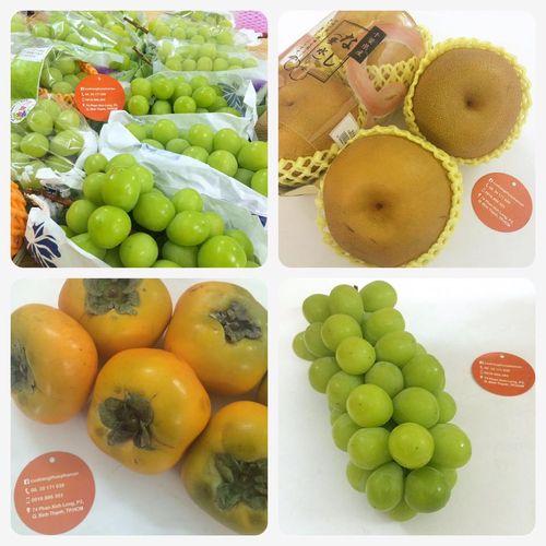Mỹ - Úc xưa rồi, dân sành phải ăn hoa quả Nhật - Hàn - Ảnh 1