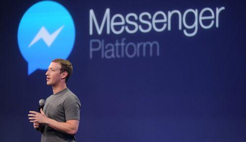 Facebook cho phép chào bán sản phẩm trên Messenger - Ảnh 1