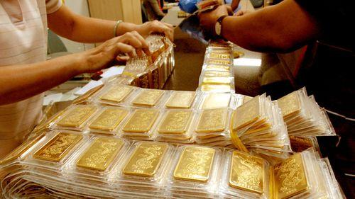 Giá vàng hôm nay 14/9: Vàng SJC giảm 140 nghìn/lượng - Ảnh 1